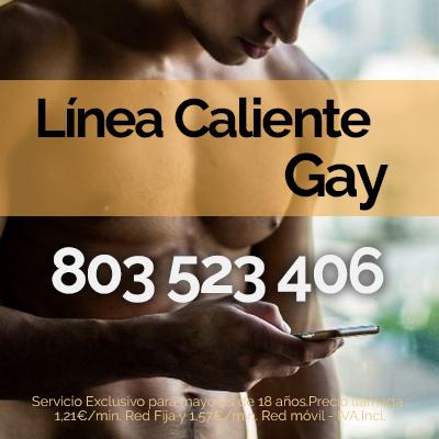 Linea Caliente Gay